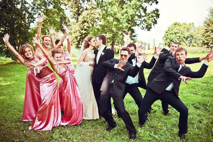 Танцевальные свадебные конкурсы
