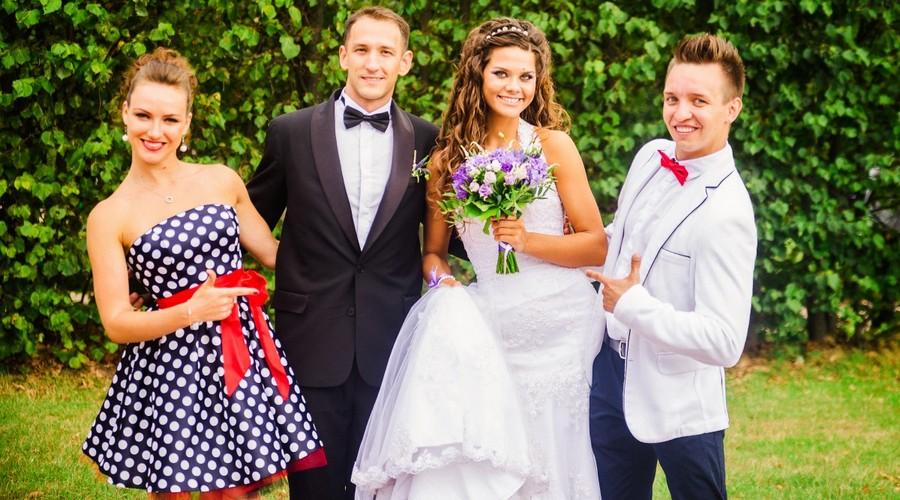 Творческие свадебные конкурсы