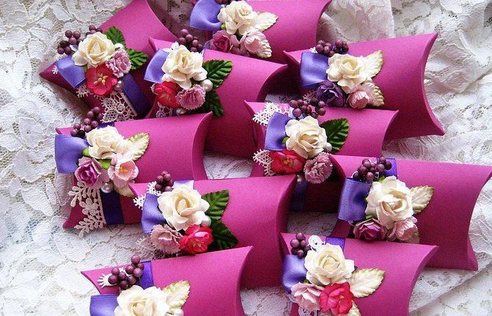 Свадебные подарки гостям