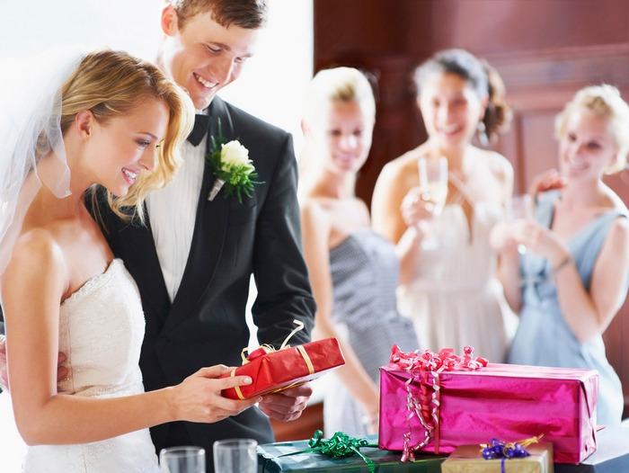Хорошие подарки на свадьбу 13