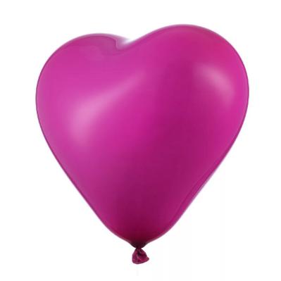 шар в форме сердца