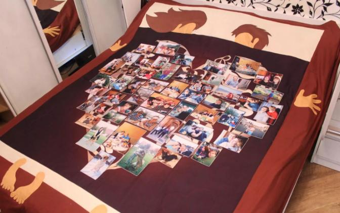 Одеяло пожеланий