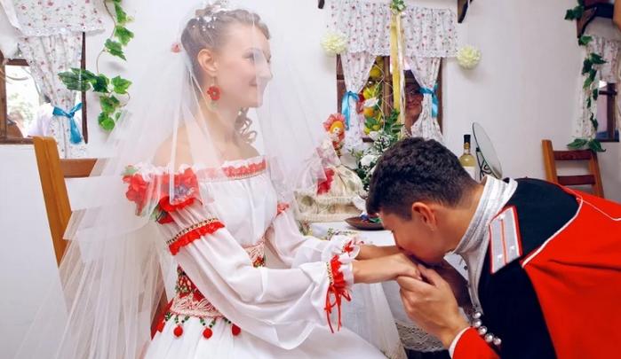 сватовство невесты