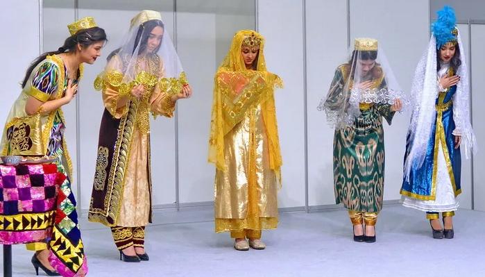 Узбекский Киз Ош