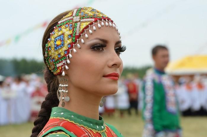чувашская невеста