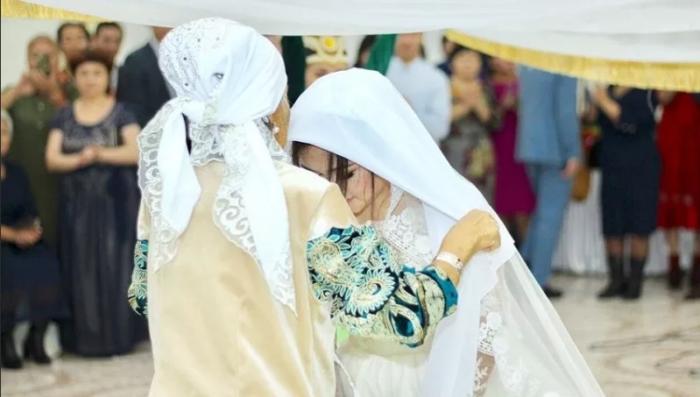 проводы невесты в Кыргызстане