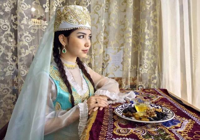 выкуп невесты у татар