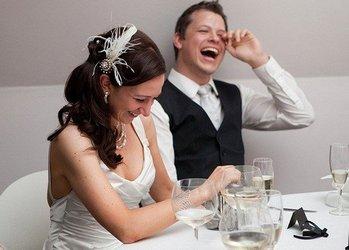 смех жениха