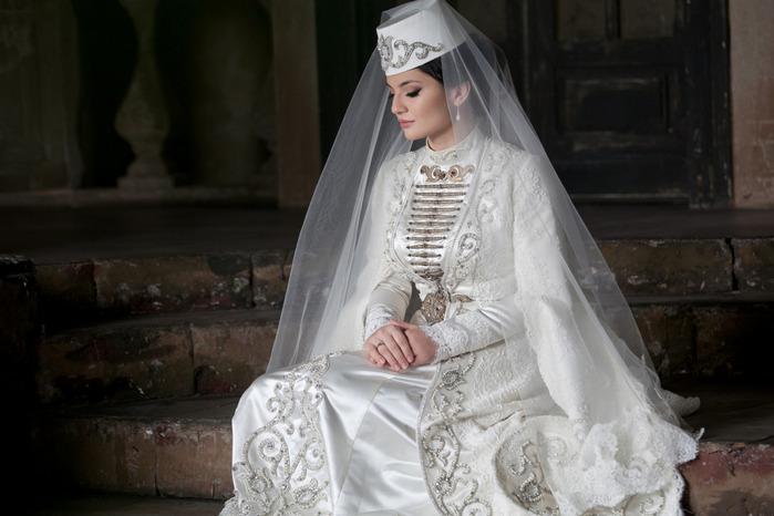 адыгская невеста