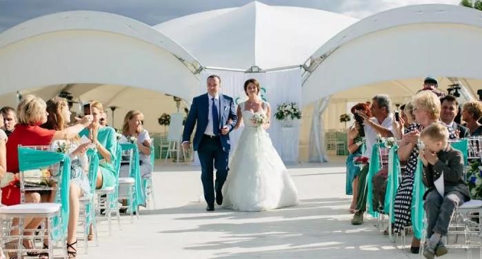 свадебный шатёр