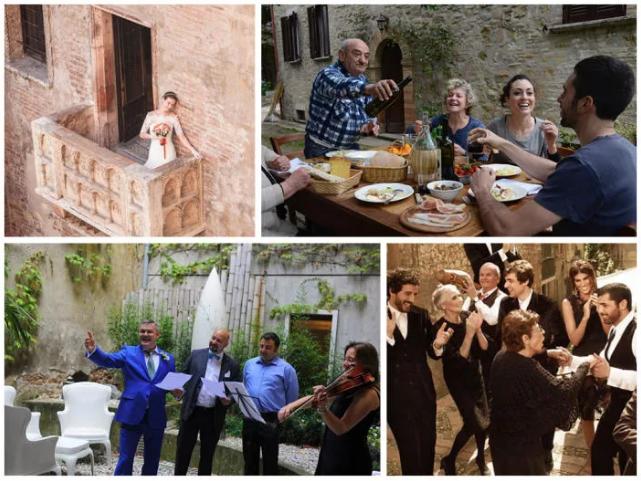 сватовство в Италии