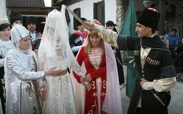 Картинки адыгской свадьбы