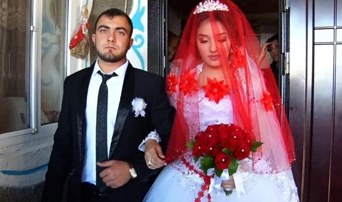 свадебные наряды в Турции