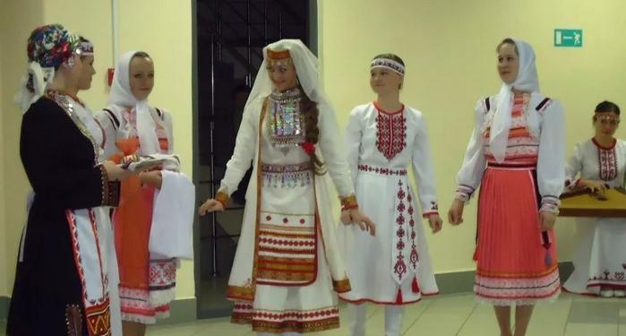 невеста в Мари-Эл