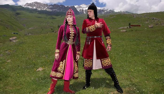 горные традиции Дагестана