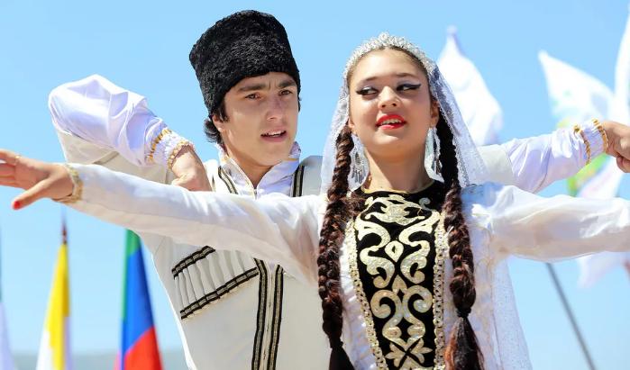 танцы лезгинов