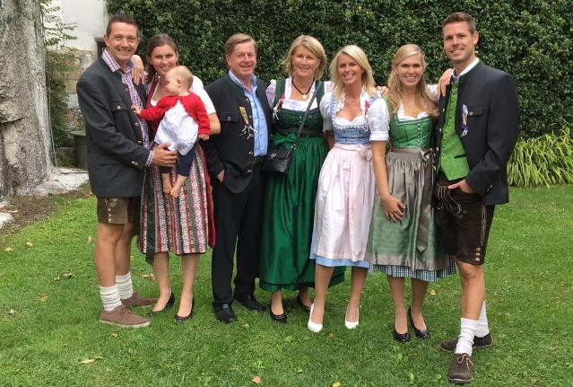 свадебная одежда в Германии