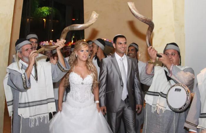 свадебное застолье у иудеев