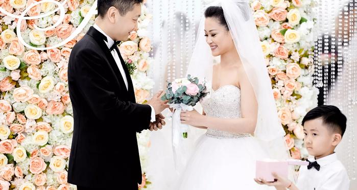 жених и невеста в Корее