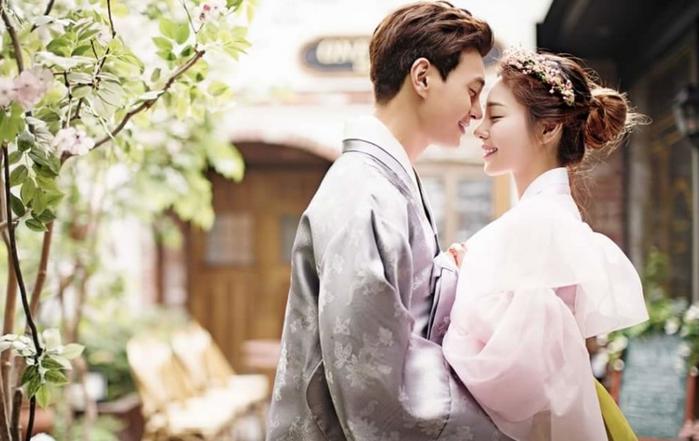 корейское знакомство