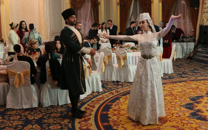 свадебный танец невесты