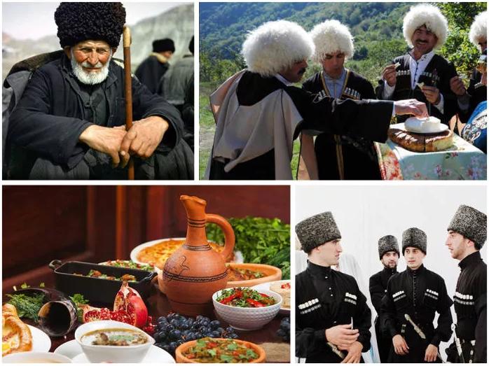 сватовство на Кавказе