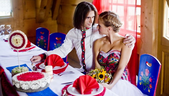 Свадебная полиграфия  дань традиции