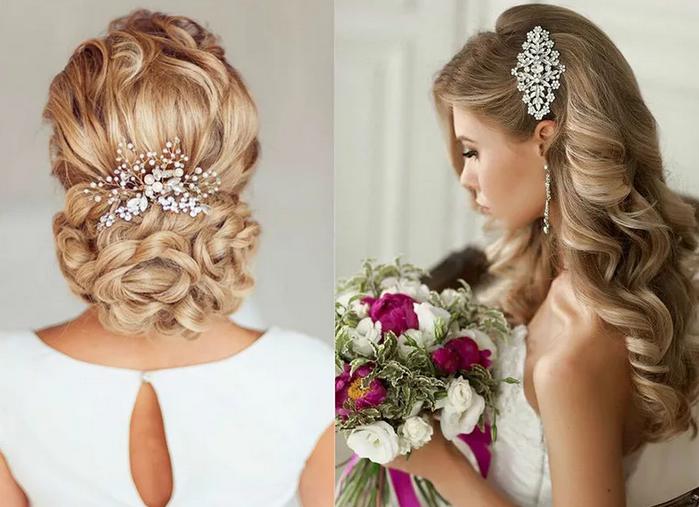 возможности свадебной причёски