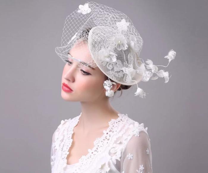 головной аксессуар невесты