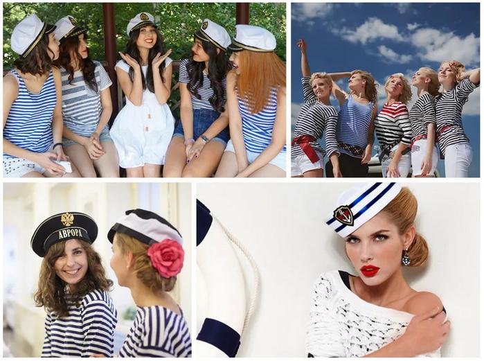 Вечеринка для моряков