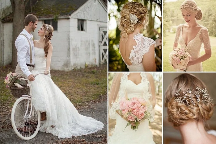 наряд невесты