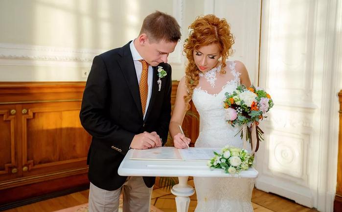 Как проходит торжественная регистрация брака в ЗАГСе – вся процедура по этапам