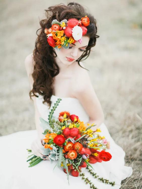 аксессуары невесты