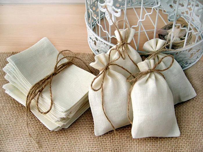 сувениры изо льна