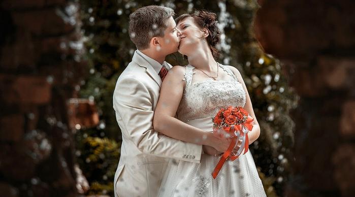 правила свадебного этикета