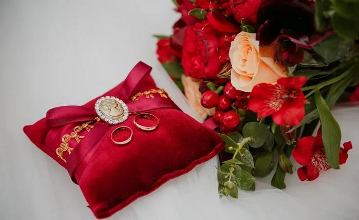 бархатная свадьба