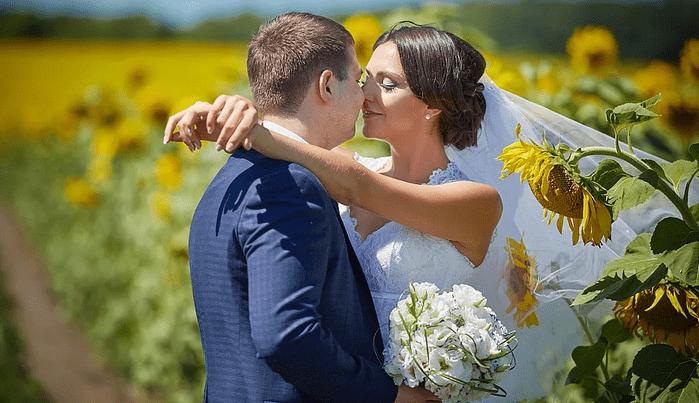 свадьба была красивой