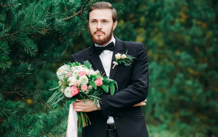 поздравление жениху на свадьбу