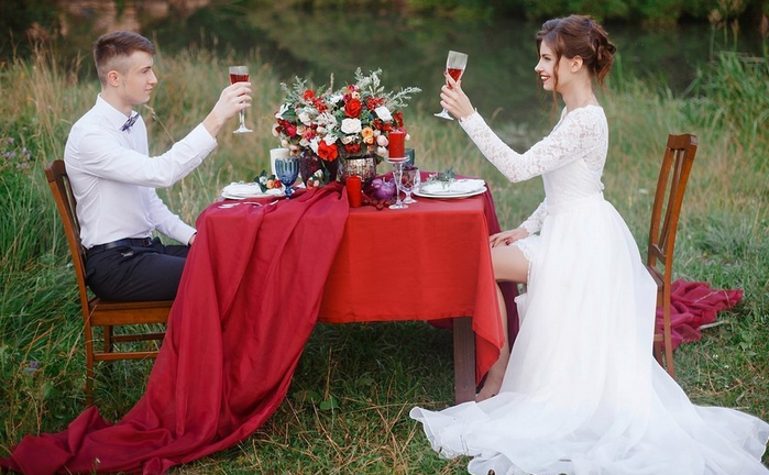 топазовая свадьба - что подарить
