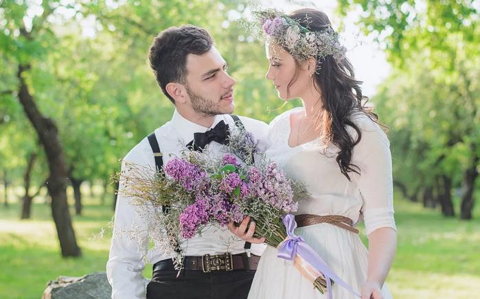 слова жениху от невесты на свадьбе