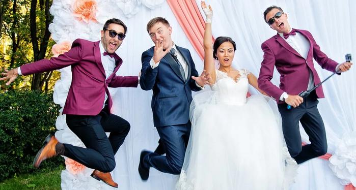 свадьба в узком кругу без тамады
