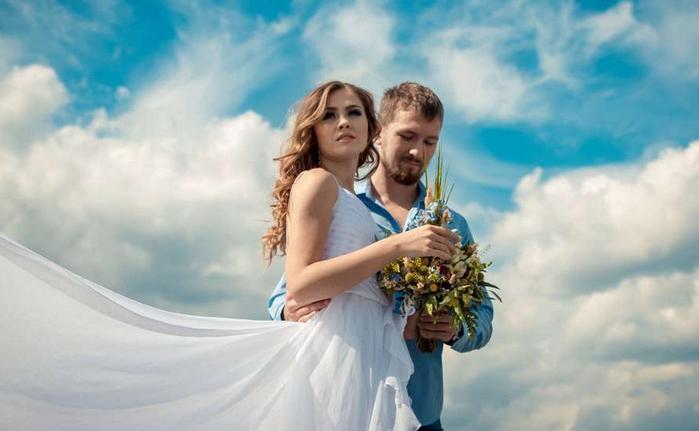 платье на свадьбу 60 лет