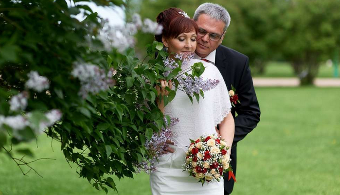 75 лет со дня свадьбы