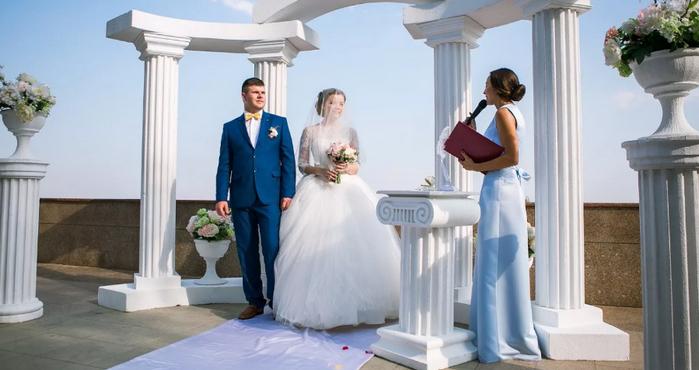 выездной банкет на свадьбу