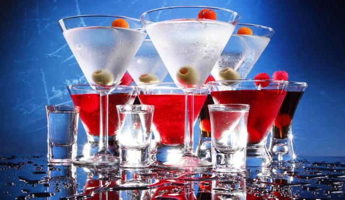 количество алкоголя на свадьбу