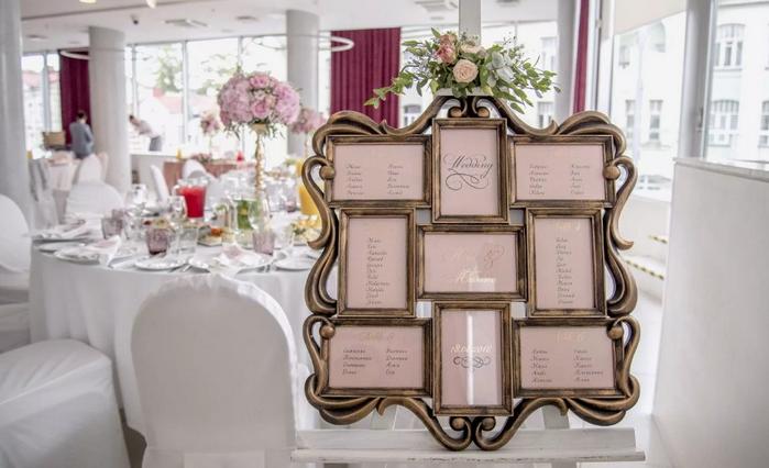 печать рассадки гостей на свадьбу