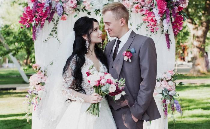 пошаговая организация свадьбы