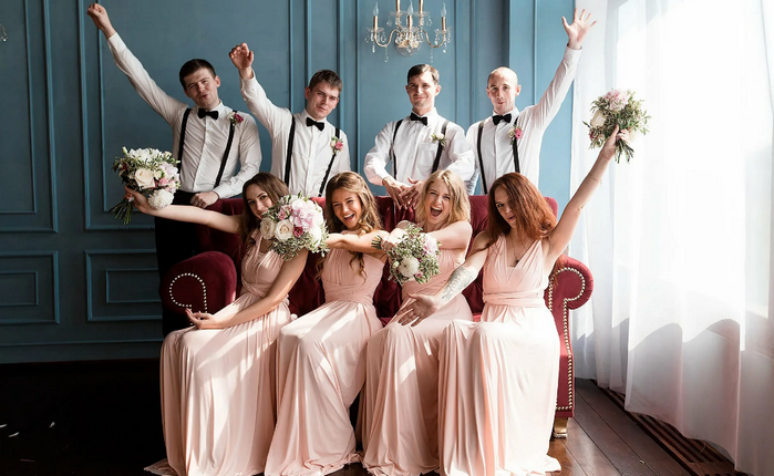 друг жениха на свадьбе