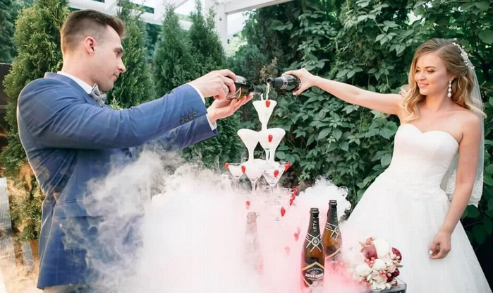 как организовать свадьбу недорого