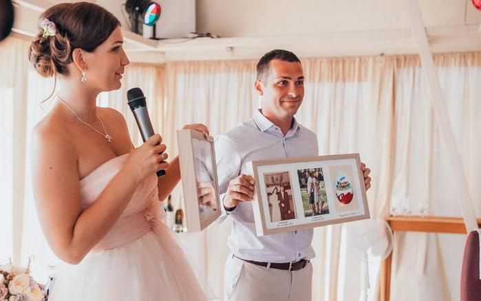 подарить на свадьбу друзьям
